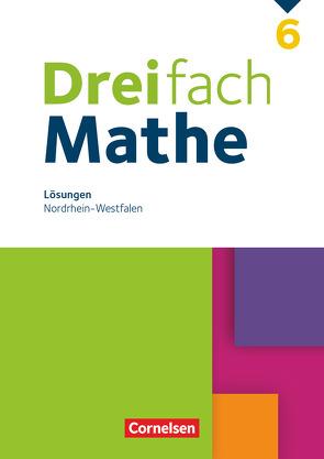 Dreifach Mathe – Nordrhein-Westfalen – 6. Schuljahr