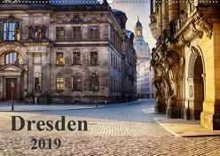 Dresden 2019 (Wandkalender 2019 DIN A2 quer) von Meutzner,  Dirk