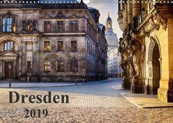 Dresden 2019 (Wandkalender 2019 DIN A3 quer) von Meutzner,  Dirk