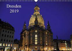 Dresden 2019 (Wandkalender 2019 DIN A3 quer) von Nordstern