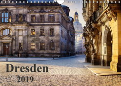 Dresden 2019 (Wandkalender 2019 DIN A4 quer) von Meutzner,  Dirk