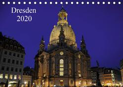 Dresden 2020 (Tischkalender 2020 DIN A5 quer) von Nordstern