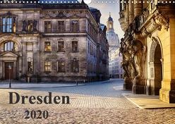 Dresden 2020 (Wandkalender 2020 DIN A3 quer) von Meutzner,  Dirk