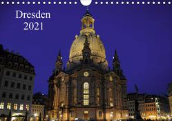 Dresden 2021 (Wandkalender 2021 DIN A4 quer) von Nordstern
