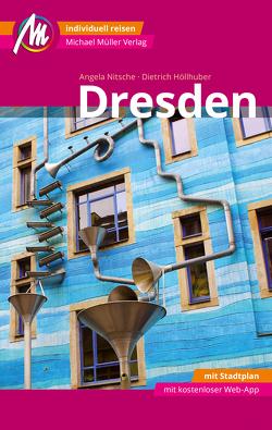Dresden MM-City Reiseführer Michael Müller Verlag von Nitsche,  Angela