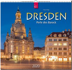 Dresden – Perle des Barock von Weigt,  Mario