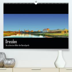 Dresden (Premium, hochwertiger DIN A2 Wandkalender 2020, Kunstdruck in Hochglanz) von hessbeck.fotografix