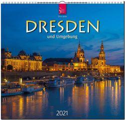 Dresden und Umgebung von Seba,  Chris