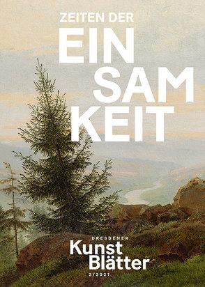 Dresdener Kunstblätter 2/2021