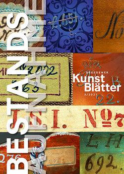 Dresdener Kunstblätter 3/2021