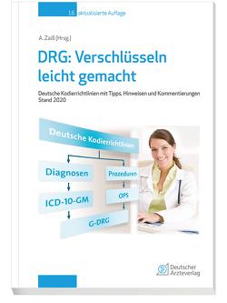 DRG: Verschlüsseln leicht gemacht von Zaiß,  Albrecht