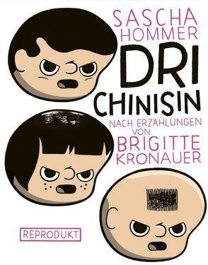 Dri Chinisin von Hommer,  Sascha, Kronauer,  Brigitte