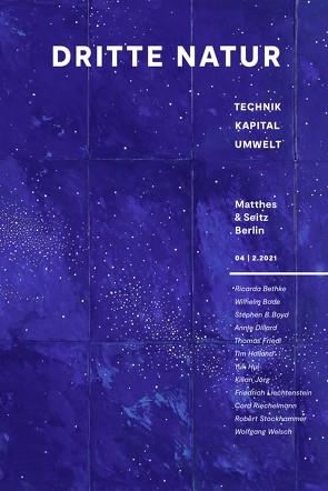 Dritte Natur 3 von Boyd,  Stephen, Fischer-Barnicol,  Dora, Richter,  Steffen, Riechelmann,  Cord