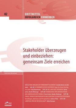 Drittmittel erfolgreich einwerben – Heft 4 von Drenk,  Franz, Koch,  Beate, Zöller,  Welf