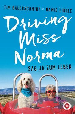 Driving Miss Norma von Bauerschmidt,  Tim, Liddle,  Ramie, Schwaner,  Teja
