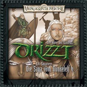 Drizzt 6 – Der Hüter des Waldes von Elias, Merlau,  Günter, Salvatore,  R.A.