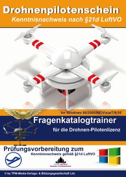 Drohnenlizenz Fragenkatalogtrainer von Mueller,  Thomas