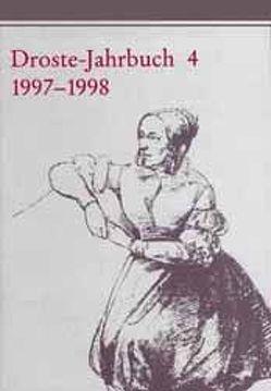 Droste-Jahrbuch 4 von Woesler,  Winfried, Wollheim,  Ulrich