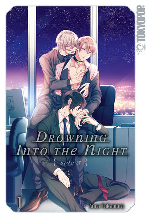 Drowning Into the Night 01 von Takamura,  Anna