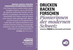 Drucken – Backen – Forschen von Kaufmann,  Andrea, Moser,  Peter, Ruf,  Susanna, Wirz,  Claudia