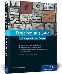 Drucken mit SAP von Szardenings,  Michael
