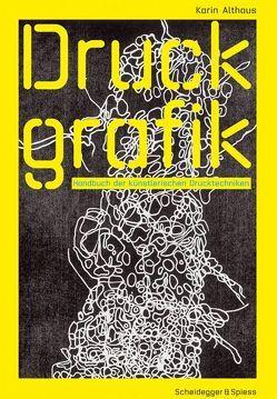Druckgrafik von Althaus,  Karin, Tanner,  Paul