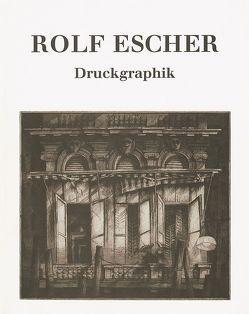 Druckgraphik von Busch,  Jürgen, Escher,  Rolf, Froning,  Hubertus, Goldeni,  Carlos, Hüddemann,  Stefan, Schwarz,  Dirk, Wagner,  Eckard