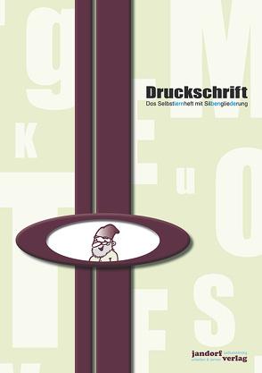 Druckschrift (mit Silbengliederung) von Wachendorf,  Peter