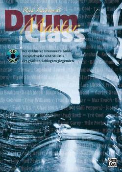 Drum Masterclass von Brühl,  Heike, Lackowski,  Rich