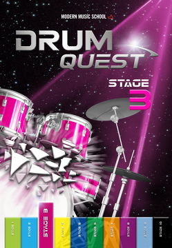 Drum Quest Stage 3 von Rohde,  Andi, Zender,  Stephan