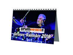 DrumHeads!! Groovekalender 2018
