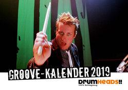 DrumHeads!! Groovekalender 2019