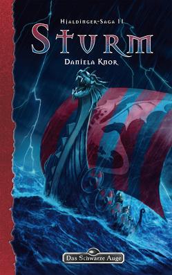 DSA 109: Hjaldinger-Saga 2 – Sturm von Knor,  Daniela