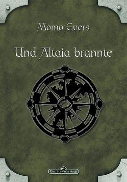 DSA 41: Und Altaia brannte von Evers,  Momo