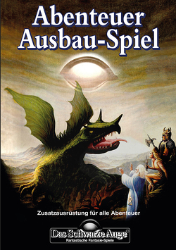 DSA1 Abenteuer Ausbau-Spiel von Fuchs,  Werner, Kiesow,  Ulrich