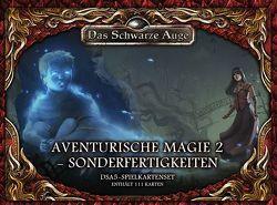 DSA5 Spielkartenset Aventurische Magie 2 Sonderfertigkeiten von Spohr,  Alex