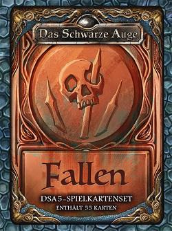DSA5 Spielkartenset Falltüren & Speergruben von Spohr,  Alex
