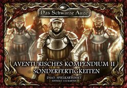 DSA5 Spielkartenset Kompendium 2 Sonderfertigkeiten von Spohr,  Alex