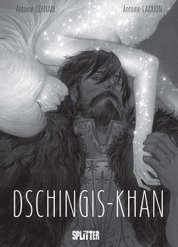 Dschingis Khan (Graphic Novel) von Carrion,  Antoine, Ozanam,  Antoine