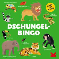 Dschungel-Bingo von Selmes,  Caroline, Vogel-Ropers,  Anne