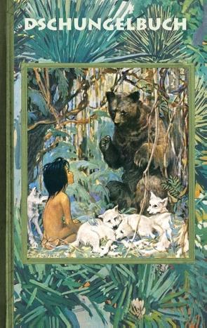 Dschungelbuch (Notizbuch) von Rettburg,  Alexander