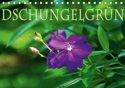 DschungelGrün (Tischkalender 2019 DIN A5 quer) von Seidl,  Helene