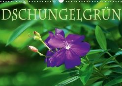 DschungelGrün (Wandkalender 2018 DIN A3 quer) von Seidl,  Helene