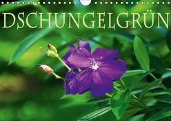 DschungelGrün (Wandkalender 2019 DIN A4 quer) von Seidl,  Helene