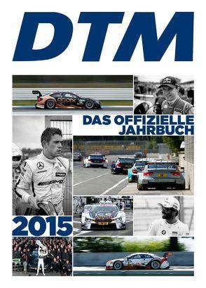 DTM / DTM 2015 von Jahns,  Ralph, Klein,  Sebastian, Tap,  Jürgen, Upietz,  Tim