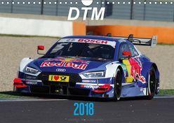 DTM 2018 (Wandkalender 2018 DIN A4 quer) von Gorges - MMPIXX PHOTOGRAPHY,  Tobias