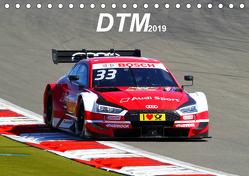 DTM 2019 (Tischkalender 2019 DIN A5 quer) von Gorges - MMPIXX.COM,  Tobias