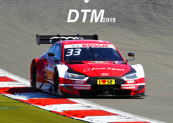 DTM 2019 (Wandkalender 2019 DIN A2 quer) von Gorges - MMPIXX.COM,  Tobias