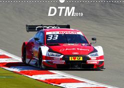 DTM 2019 (Wandkalender 2019 DIN A3 quer) von Gorges - MMPIXX.COM,  Tobias