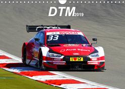 DTM 2019 (Wandkalender 2019 DIN A4 quer) von Gorges - MMPIXX.COM,  Tobias